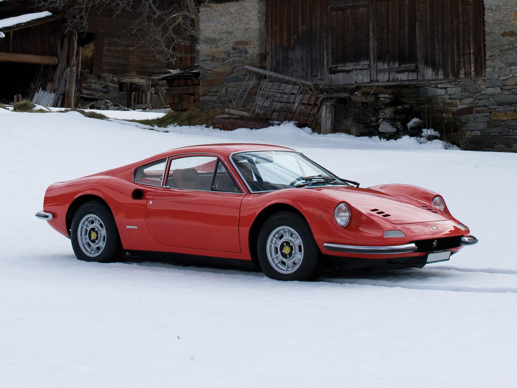 Ferrari Dino 246 Gt 1969 1970 1971 1972 1973 1974 Autoevolution