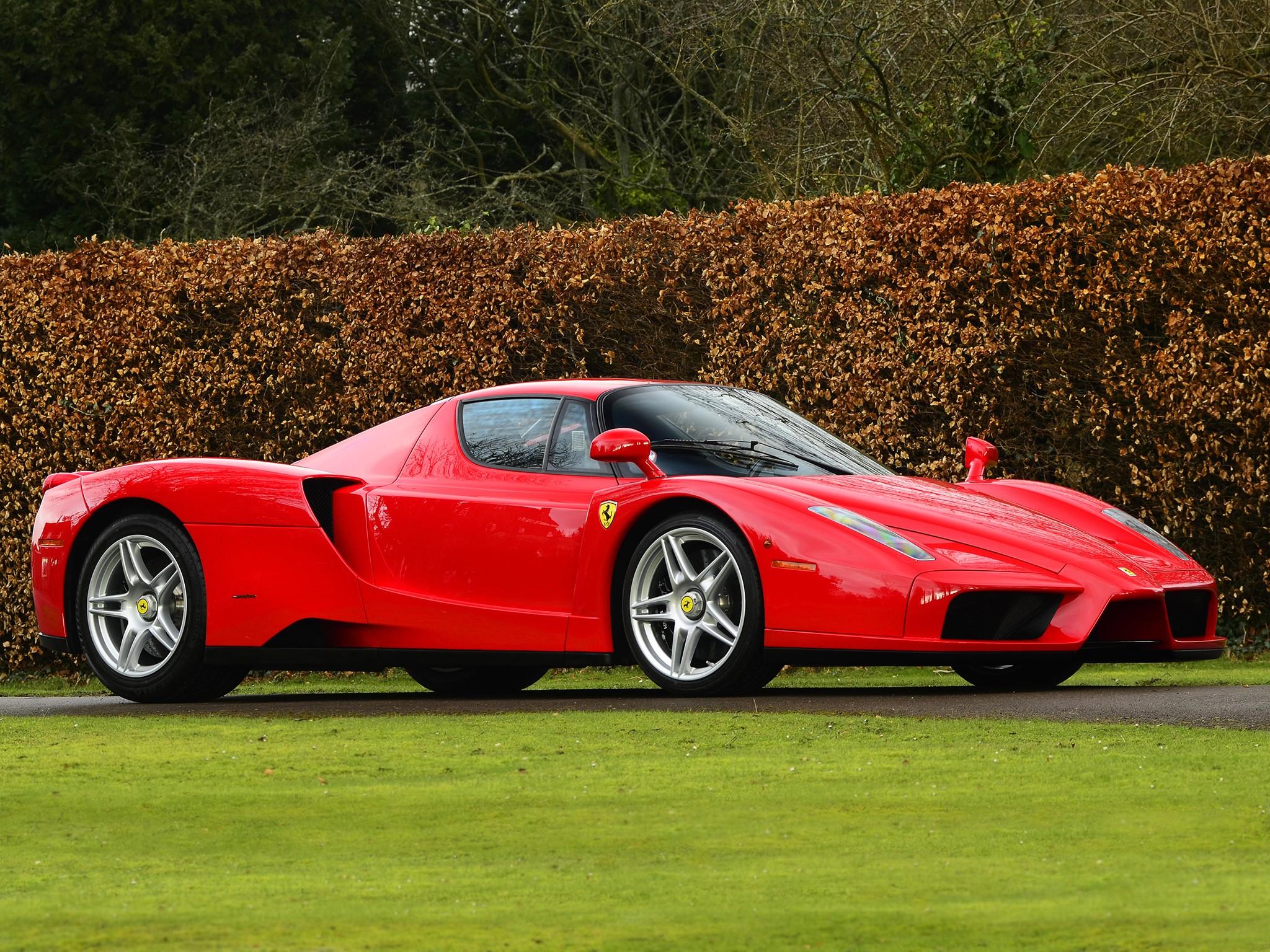 Ferrari Enzo 2002 2003 2004 Autoevolution
