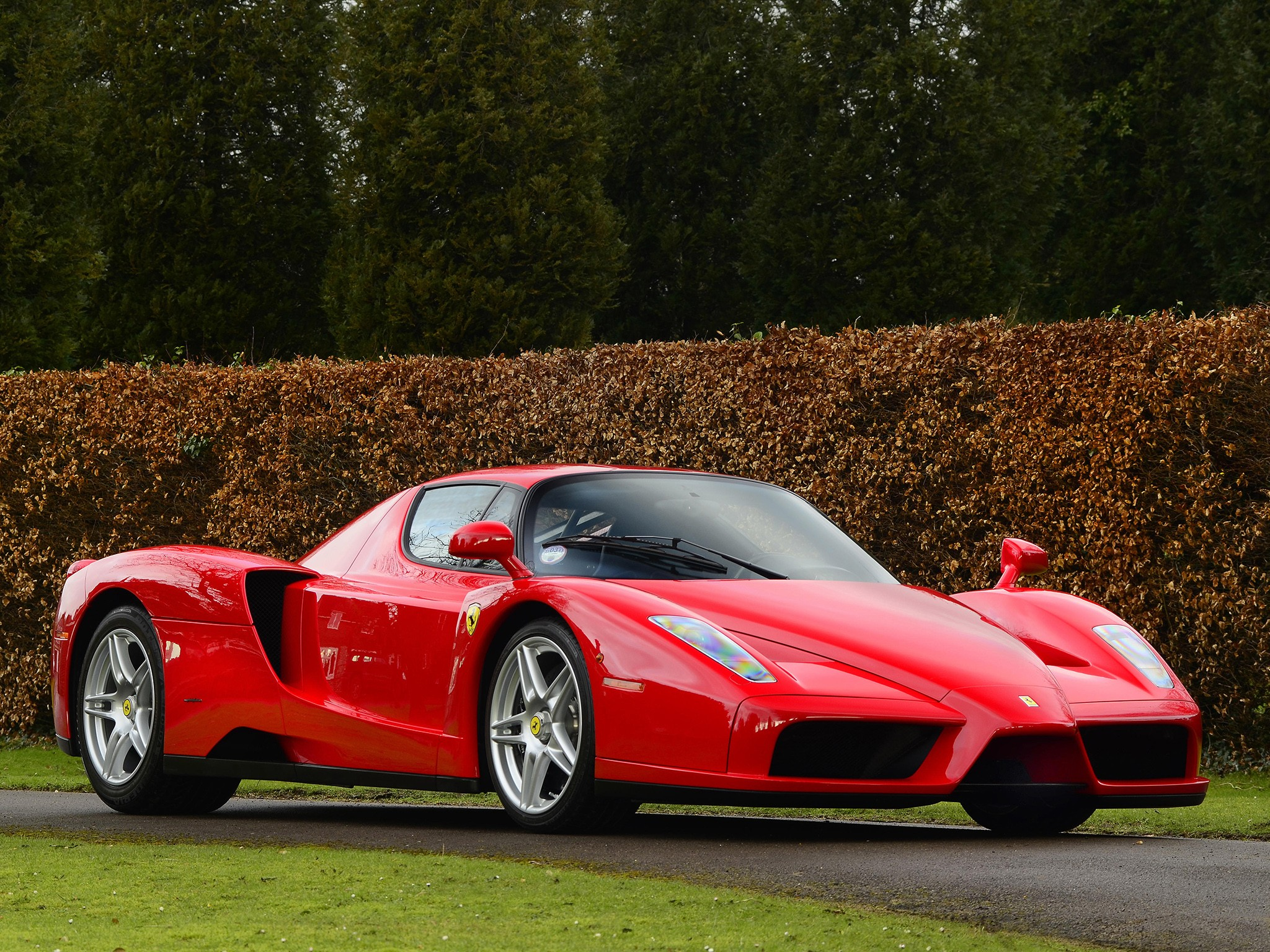 Ferrari Enzo Specs 2002 2003 2004 Autoevolution