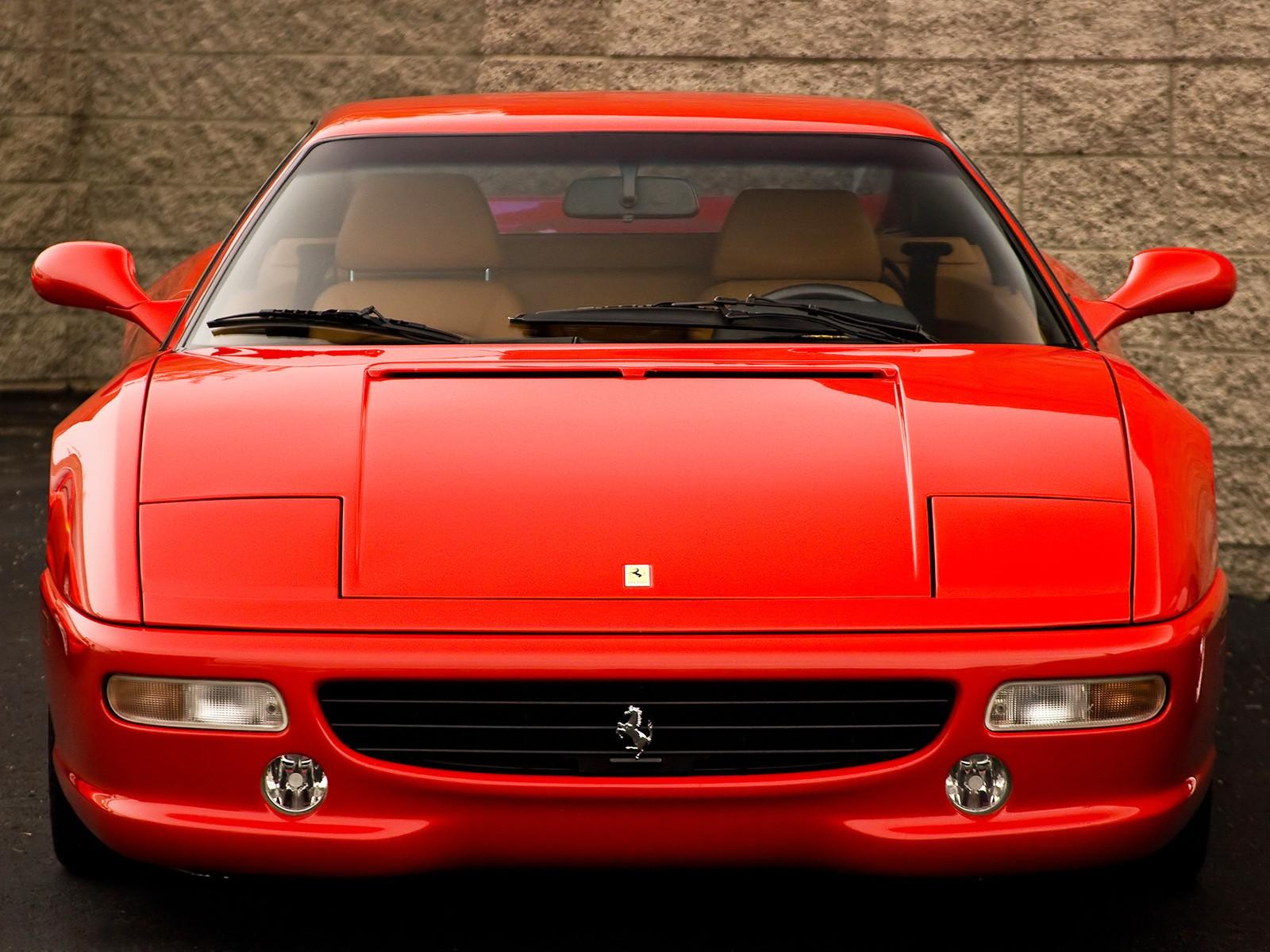 Ferrari F355 Specs Amp Photos 1994 1995 1996 1997 1998