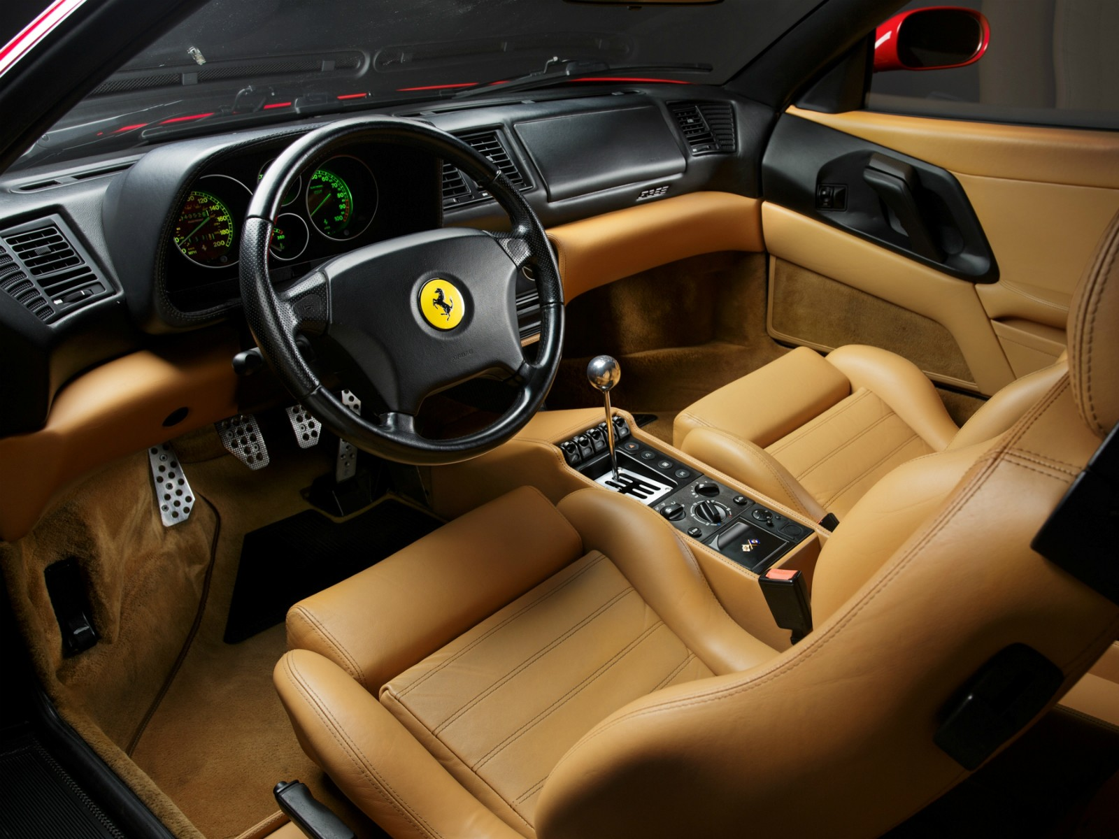 Ferrari F355 Spezifikationen Fotos 1994 1995 1996 1997 1998 1999 Autoevolution In Deutscher Sprache