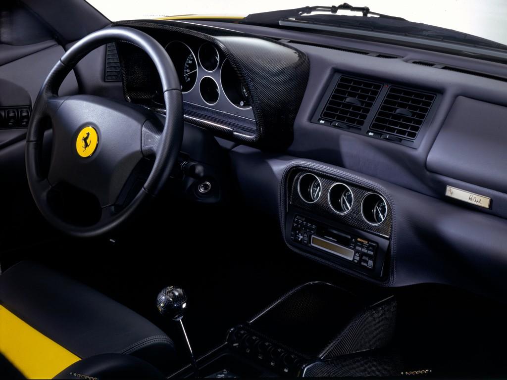 Ferrari F355 Gts Specs Amp Photos 1995 1996 1997 1998