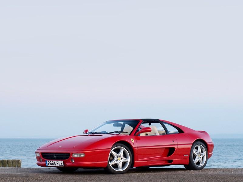 Ferrari F355 Gts Spezifikationen Fotos 1995 1996 1997 1998 1999 Autoevolution In Deutscher Sprache