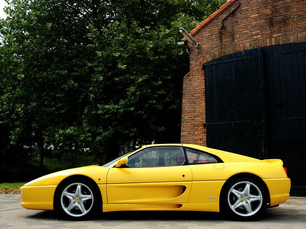 Ferrari F Gts