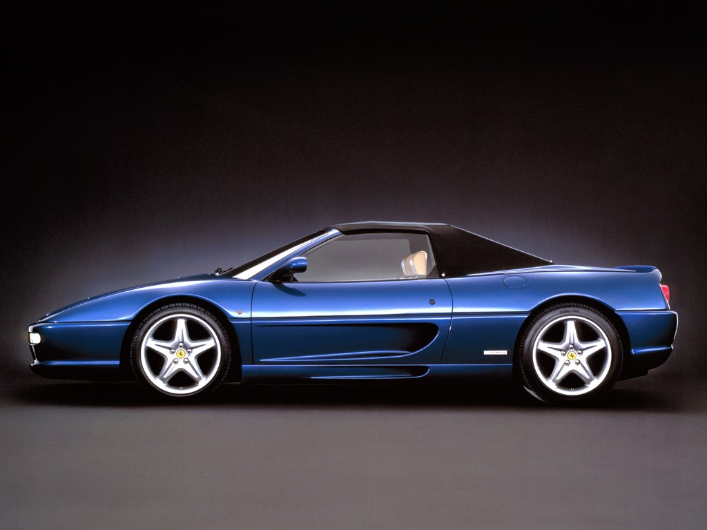 Ferrari F355 Spider Specs Amp Photos 1995 1996 1997