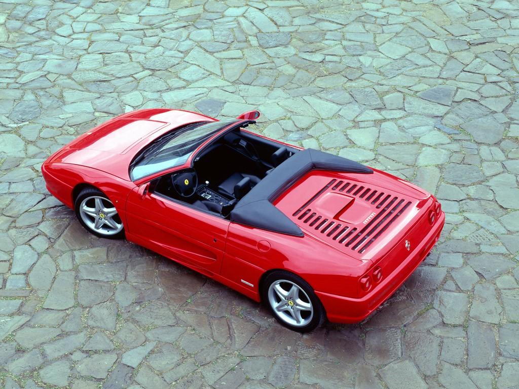 Ferrari F355 Spider Specs Amp Photos 1995 1996 1997