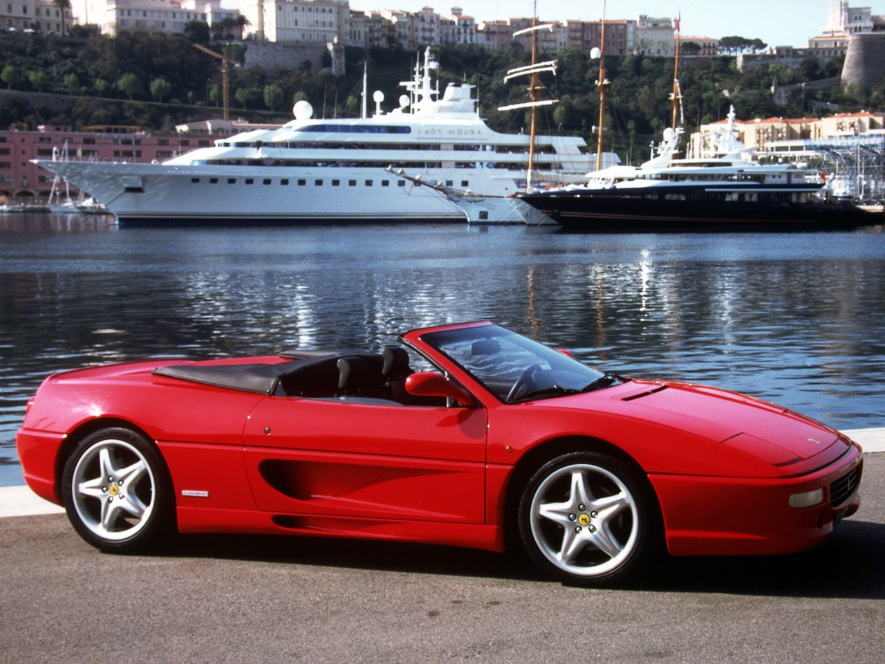 Ferrari 458 Spider Cars Com >> FERRARI F355 Spider - 1995, 1996, 1997, 1998, 1999 - autoevolution
