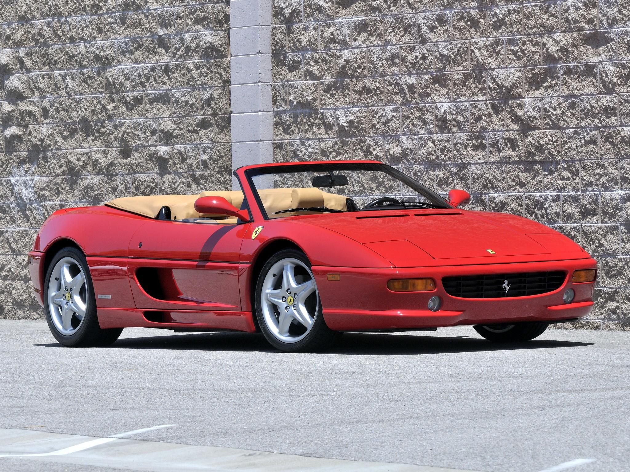 Ferrari Brochures Literature Memorabilia Manuals and