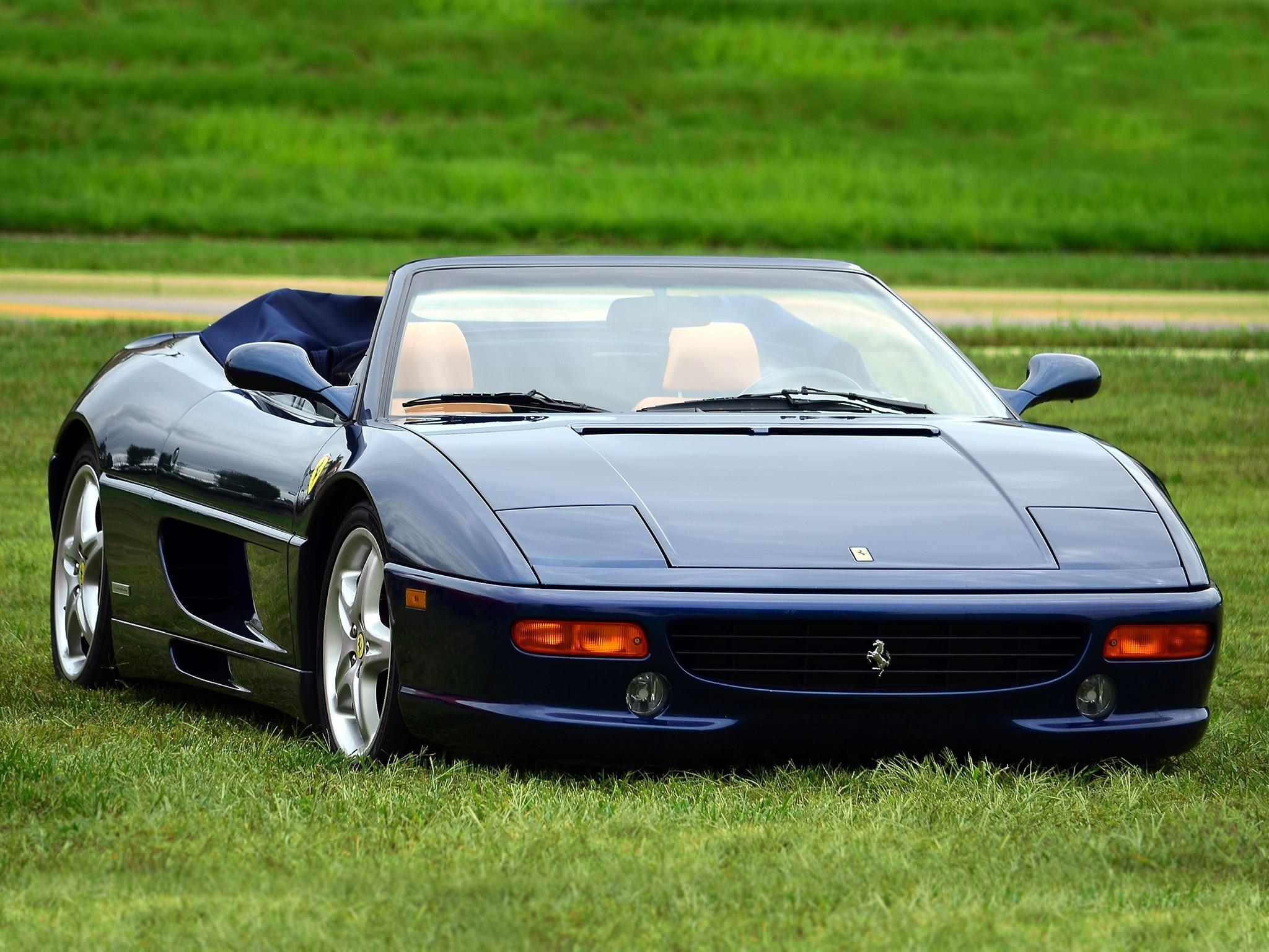Ferrari F355 Spider Specs 1995 1996 1997 1998 1999