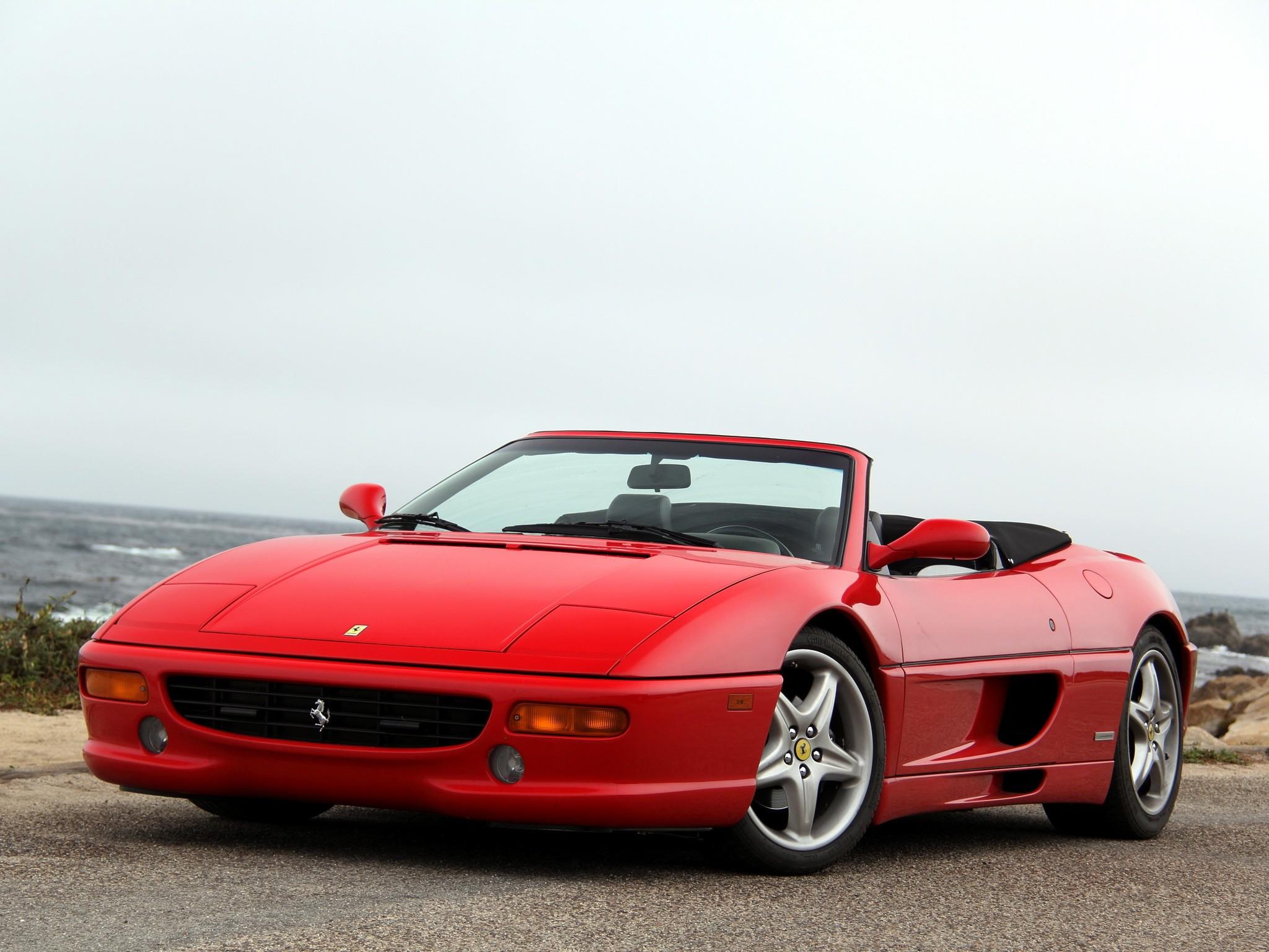 Ferrari F355 Spider 1995 1996 1997 1998 1999
