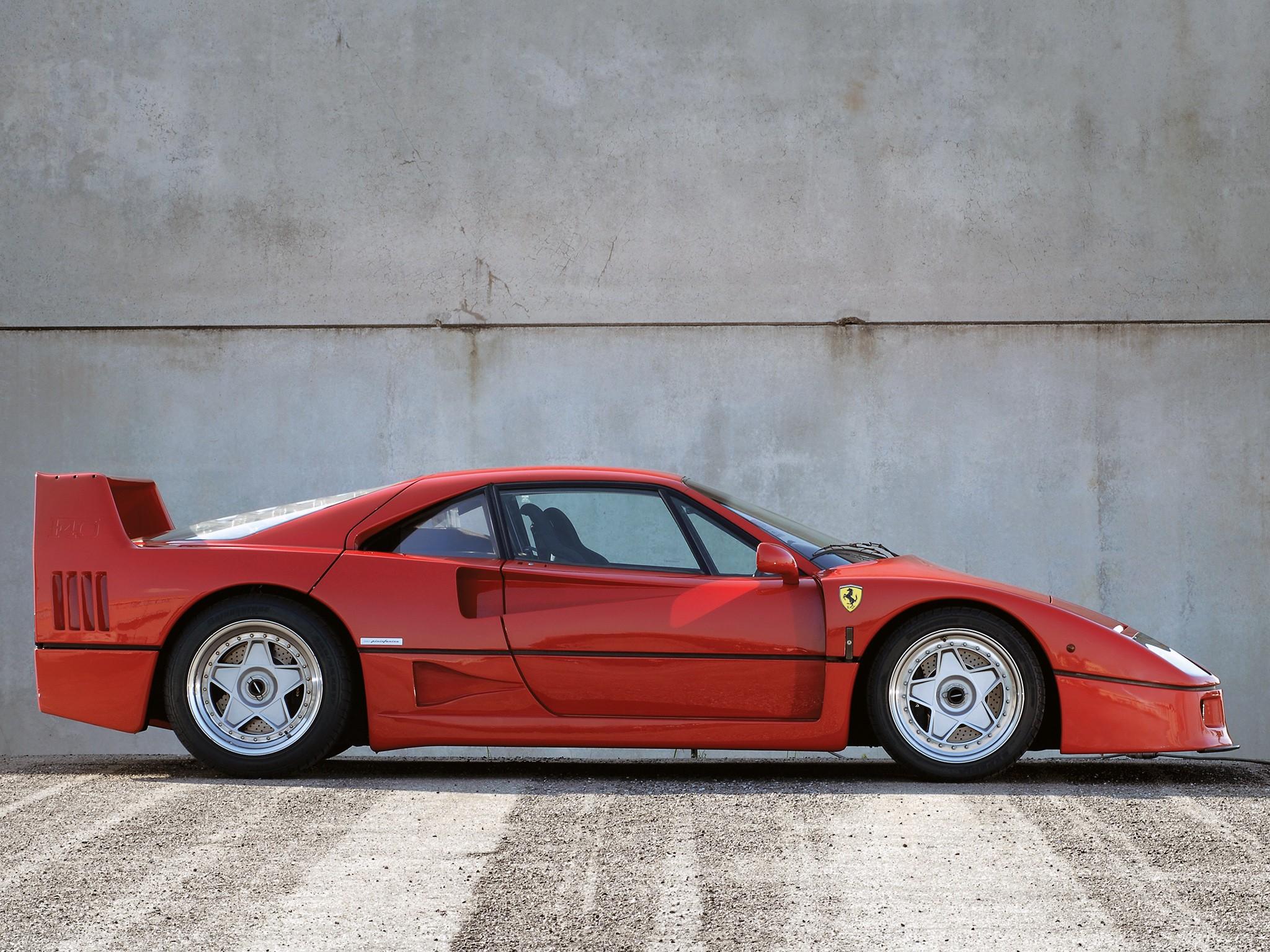 Ferrari f40 specs 1987 1988 1989 1990 1991 1992 autoevolution ferrari f40 1987 1992 vanachro Choice Image