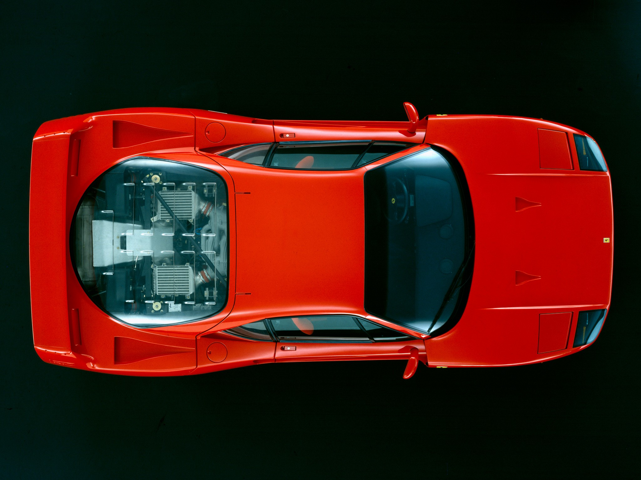 Ferrari F40 Specs 1987 1988 1989 1990 1991 1992