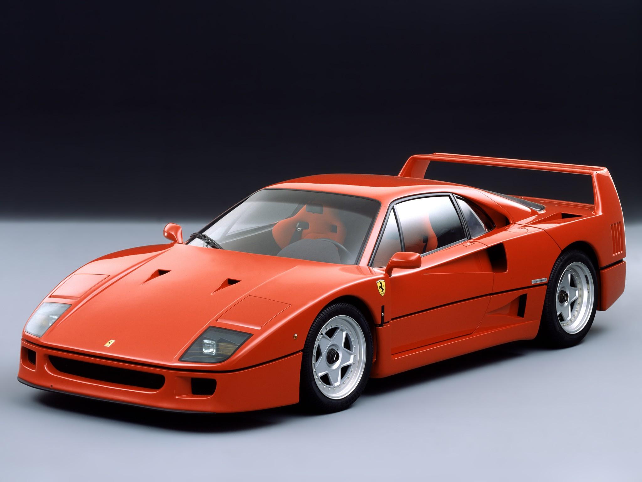 Ferrari F40 Specs Amp Photos 1987 1988 1989 1990 1991