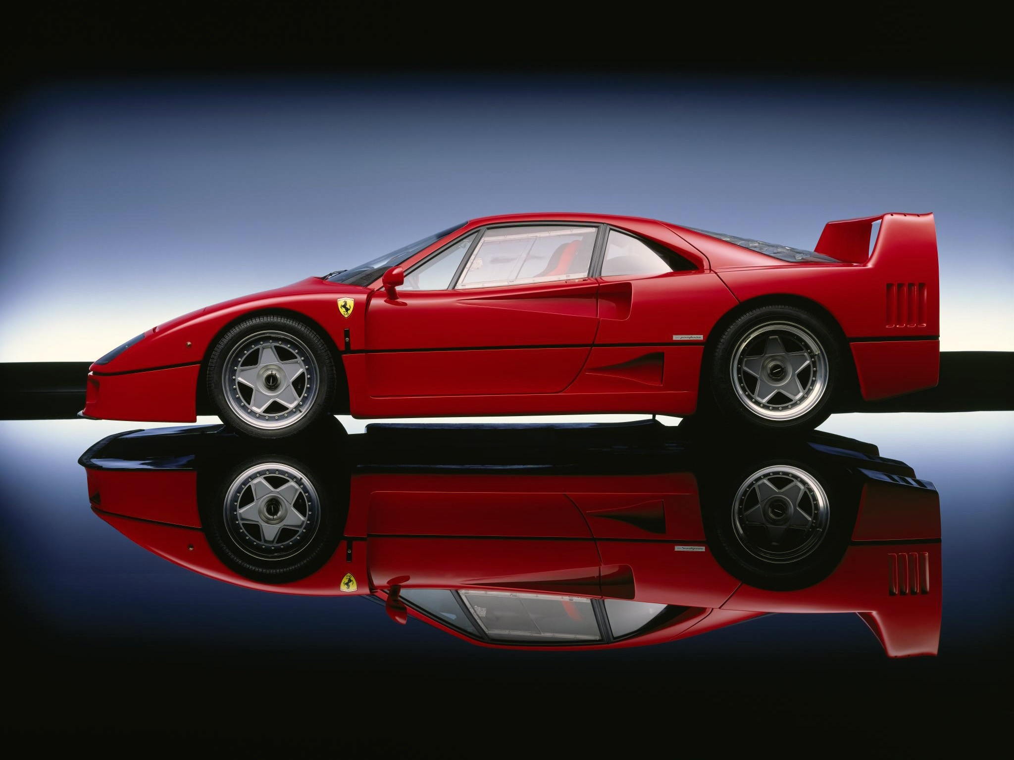 Ferrari F40 Specs Amp Photos 1987 1988 1989 1990 1991