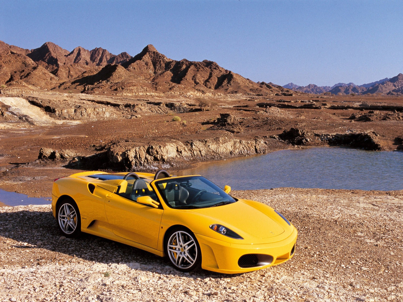 Ferrari F430 Spider 2005 2006 2007 2008 2009