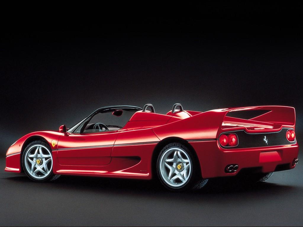 Ferrari F50 Specs Amp Photos 1995 1996 1997 Autoevolution