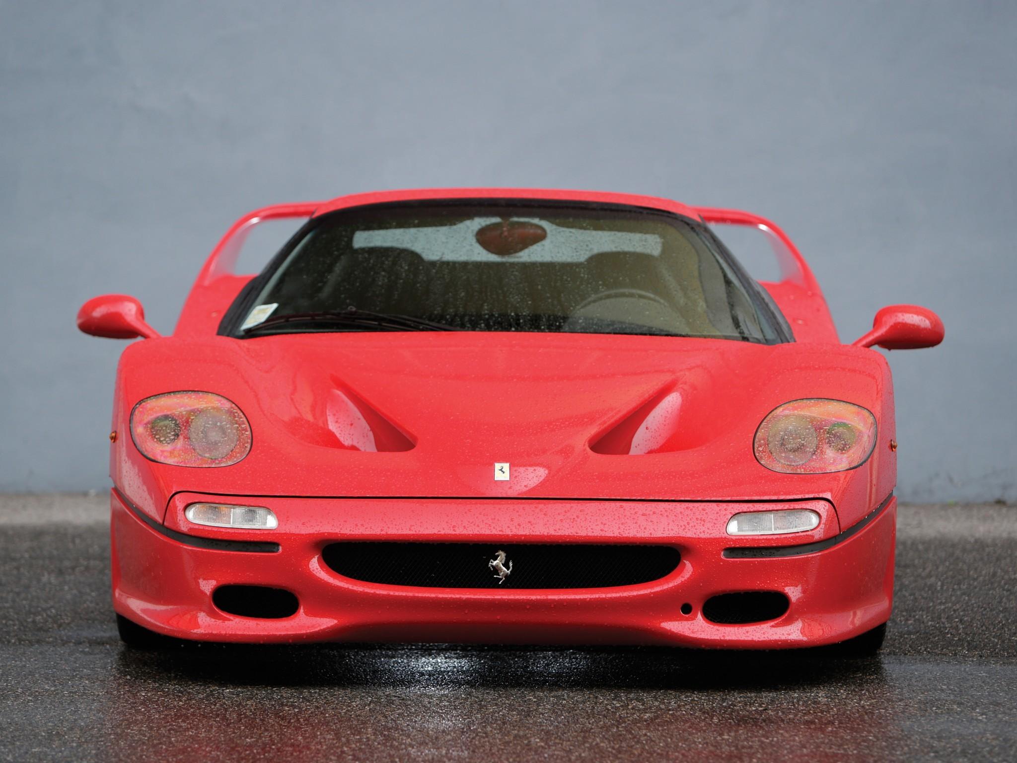 Ferrari F50 Specs 1995 1996 1997 Autoevolution