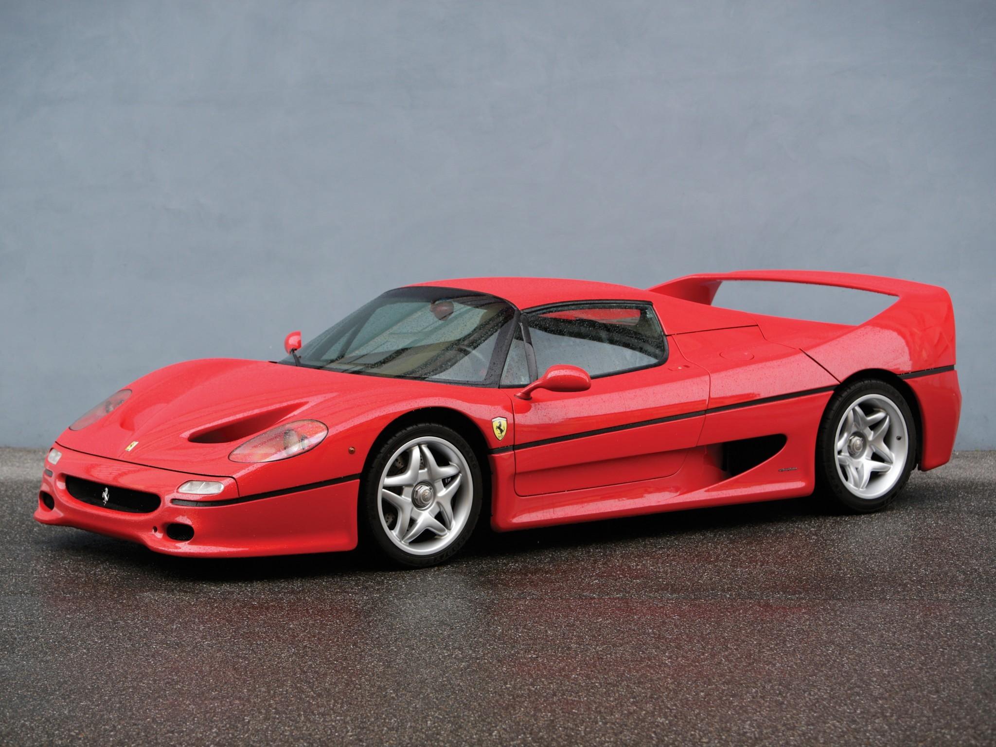 ferrari f50 1995 1997