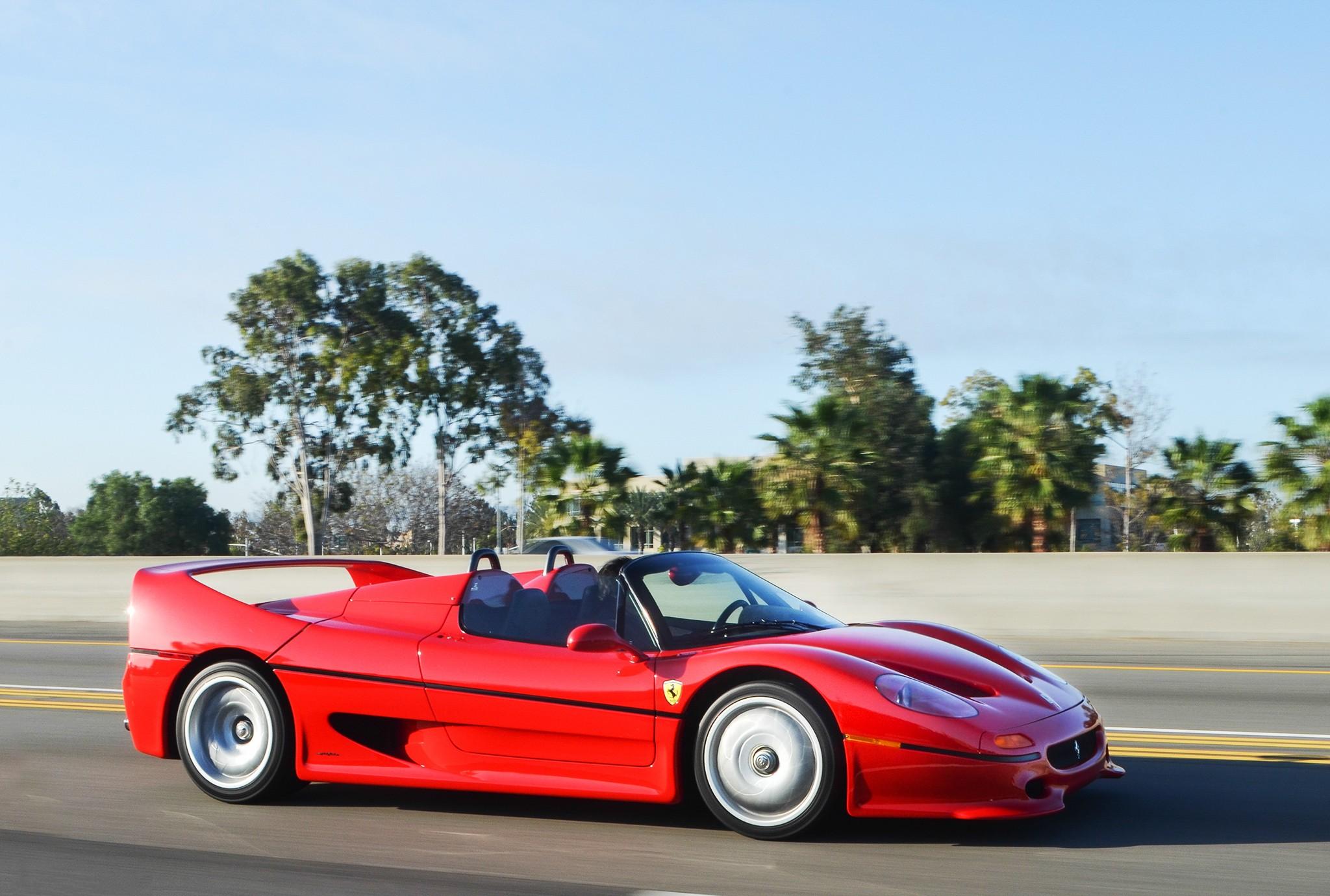 Ferrari f50 specs 1995 1996 1997 autoevolution ferrari f50 1995 1997 vanachro Choice Image