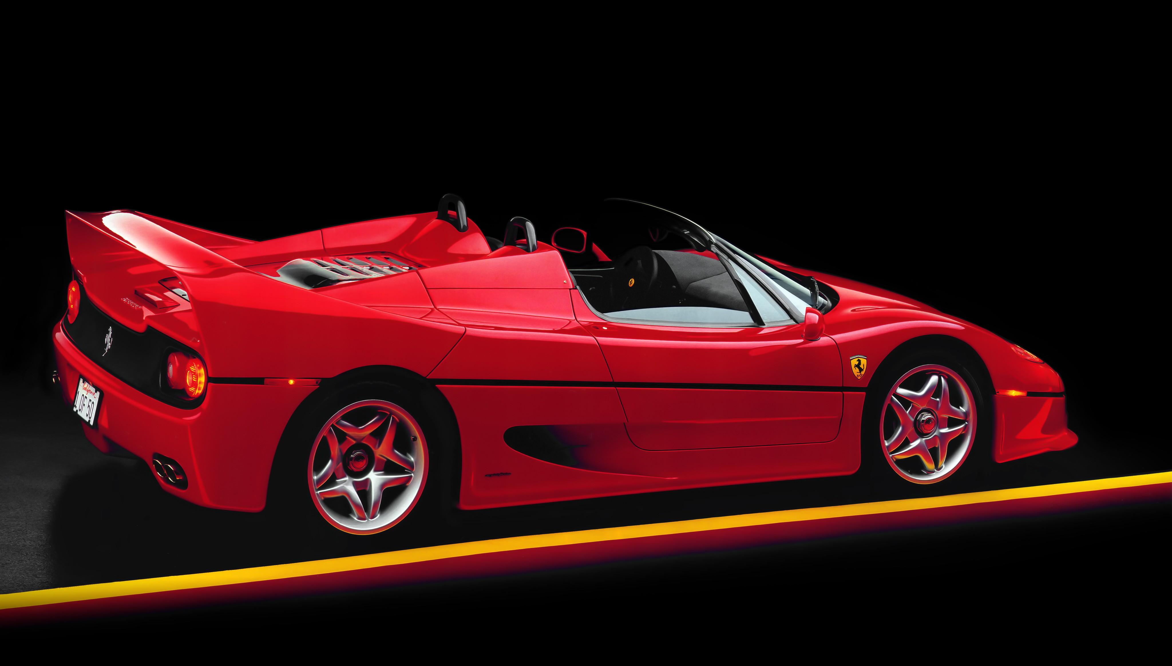 Ferrari F  Autoevolution
