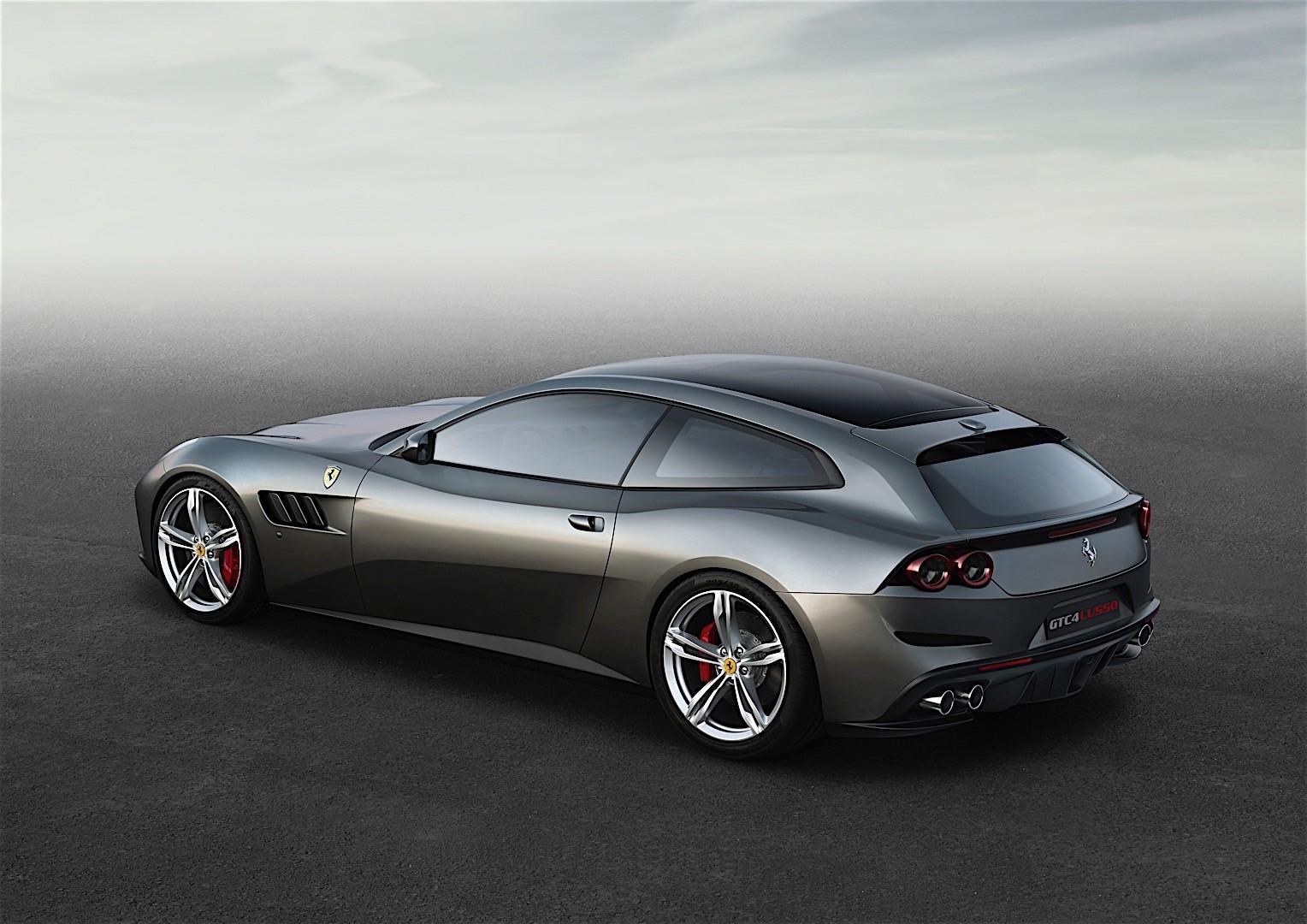 Ferrari Gtc4lusso Spezifikationen Fotos 2016 2017 2018 2019 2020 2021 Autoevolution In Deutscher Sprache