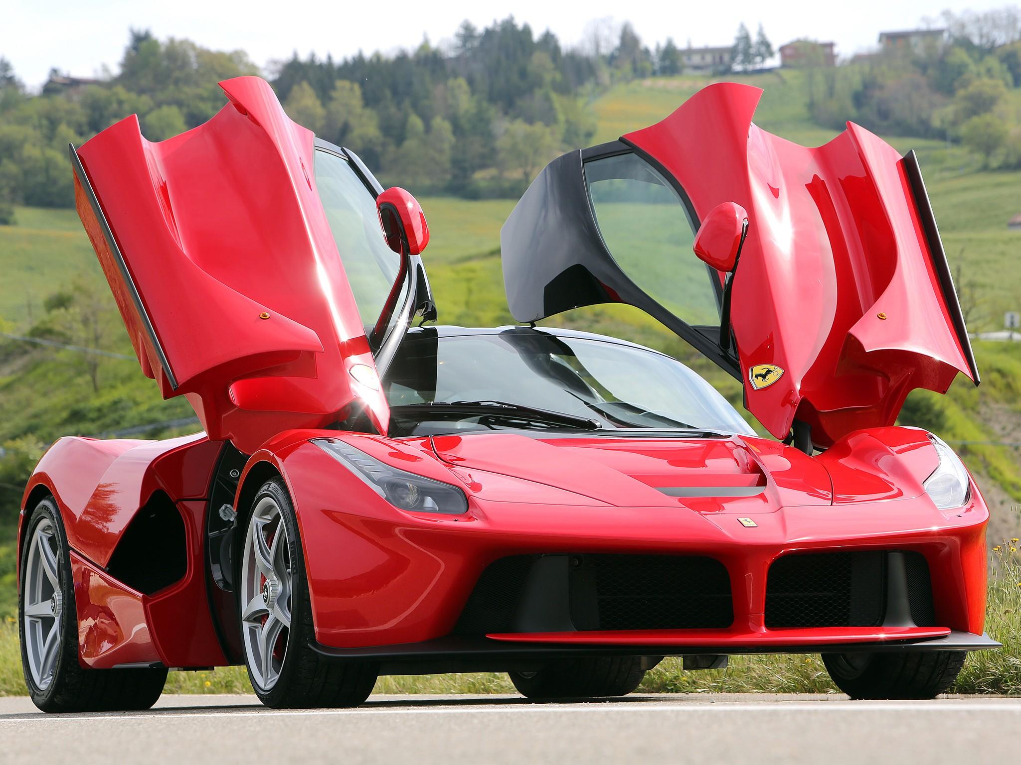 Ferrari Concept Cars >> FERRARI LaFerrari specs & photos - 2013, 2014, 2015 - autoevolution