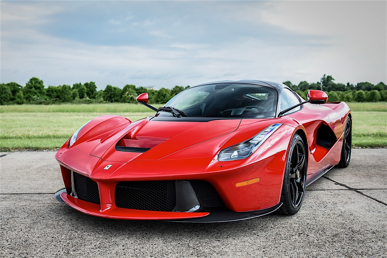 ferrari laferrari specs photos 2013 2014 2015 autoevolution. Black Bedroom Furniture Sets. Home Design Ideas