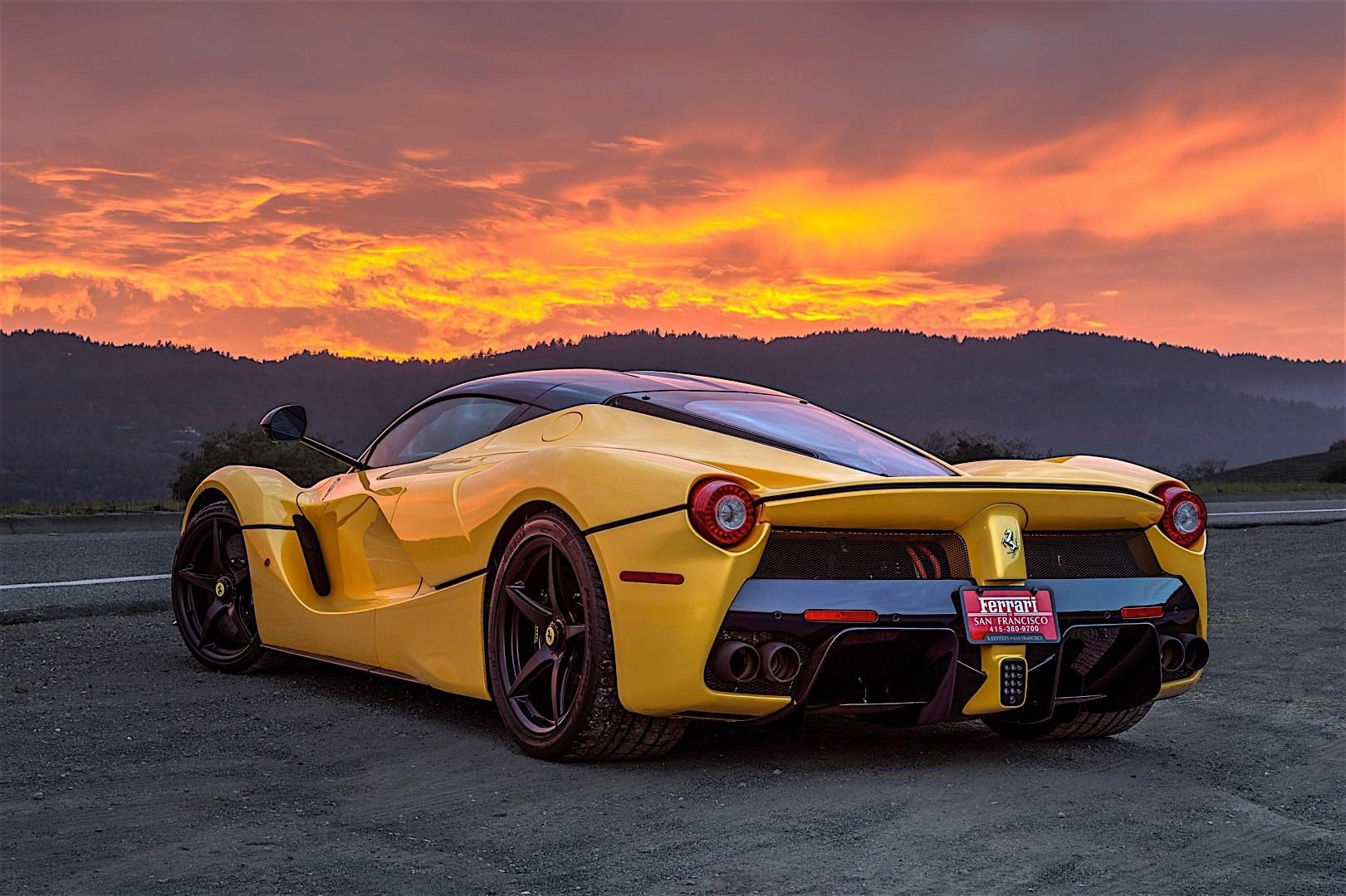 Ferrari f1 0 100 km h