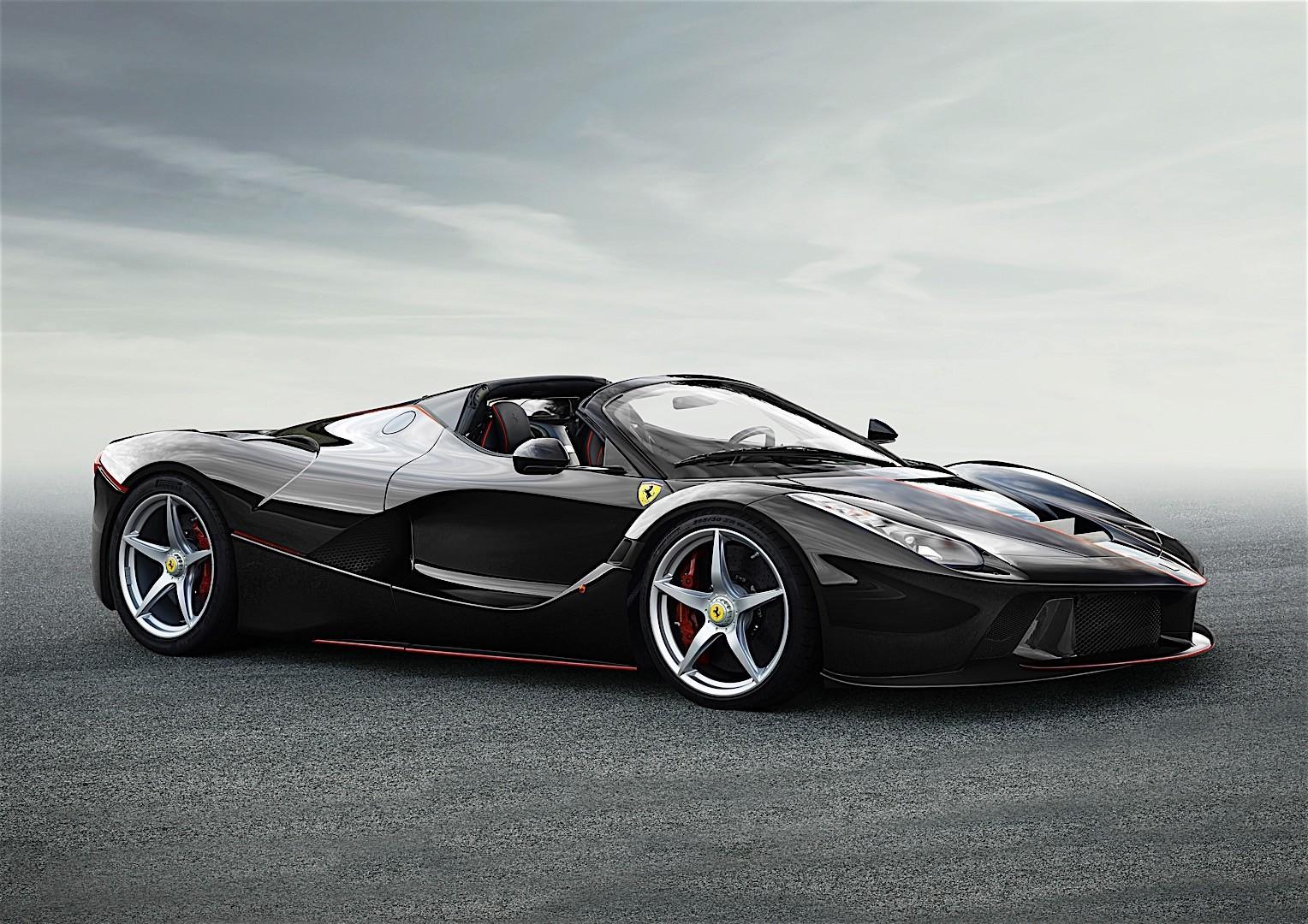 Ferrari Laferrari Aperta 2016 Present