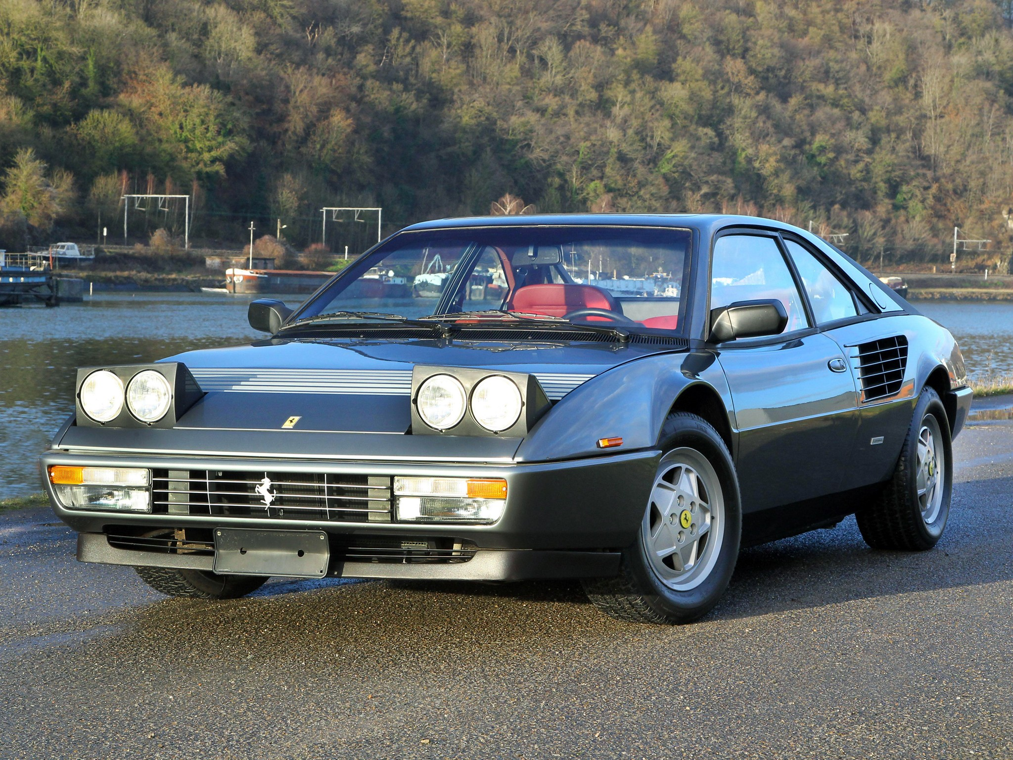 FERRARI-Mondial-3-2-5511_14 Gorgeous Ferrari Mondial 3.2 Cabriolet V8 Quattrovalvole Cars Trend
