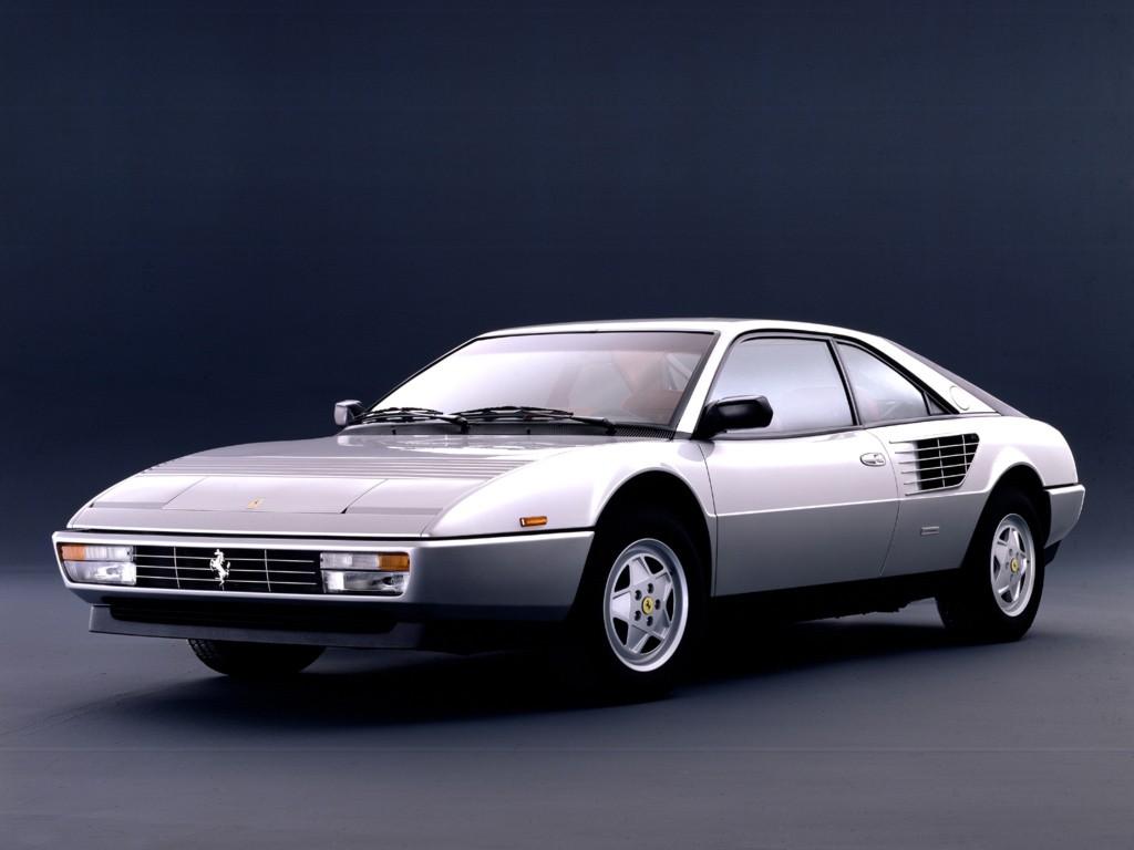 Ferrari Mondial on Chevrolet V8 Engine