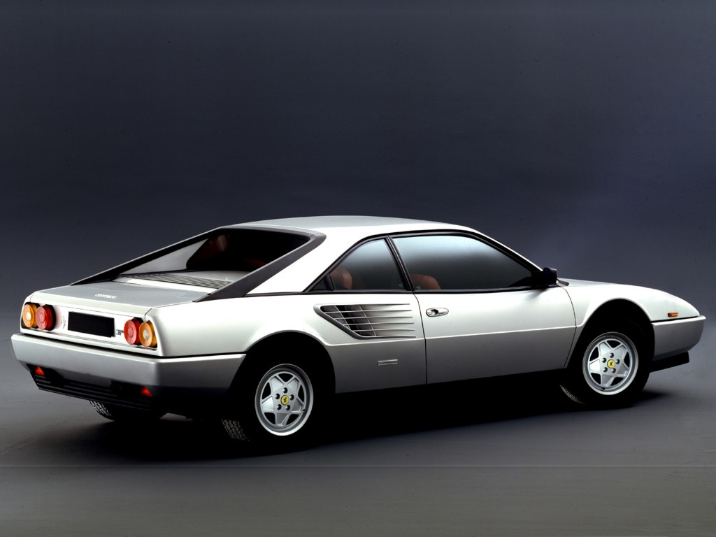 Ferrari Mondial 3 2 Specs 1985 1986 1987 1988 1989