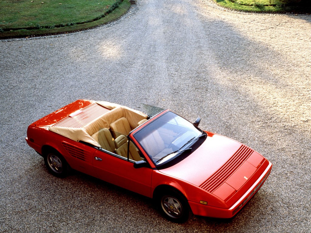 ferrari mondial 3 2 cabriolet 1985 1986 1987 1988 autoevolution. Black Bedroom Furniture Sets. Home Design Ideas