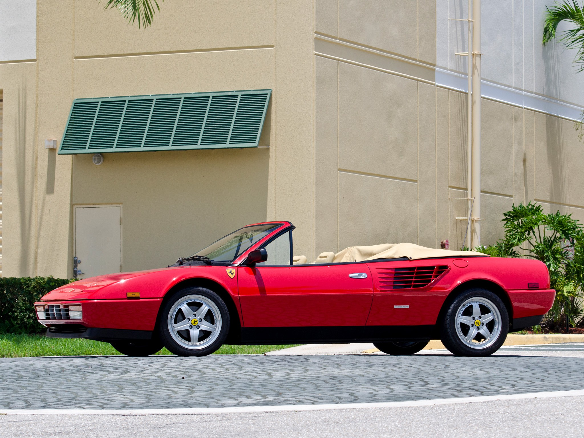 FERRARI-Mondial-3-2-Cabriolet-5510_9 Gorgeous Ferrari Mondial 3.2 Cabriolet V8 Quattrovalvole Cars Trend