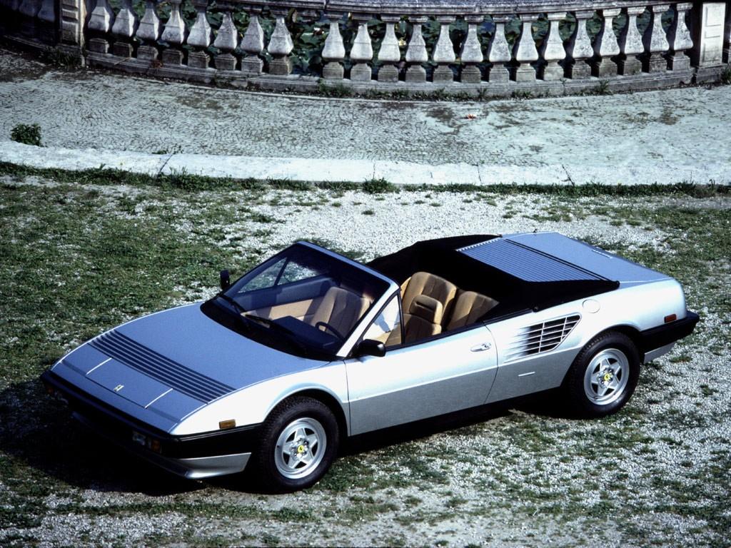 ferrari mondial quattrovalvole cabriolet specs 1983 1984 1985 autoevolution. Black Bedroom Furniture Sets. Home Design Ideas