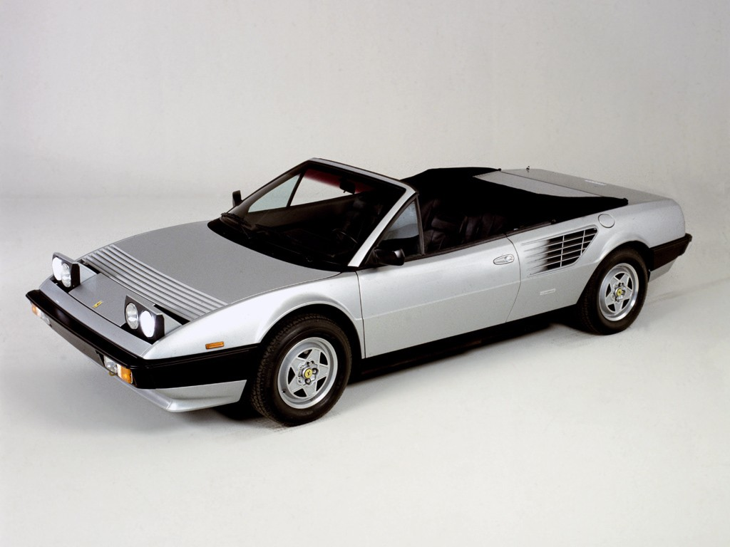 ferrari mondial quattrovalvole cabriolet specs 1983. Black Bedroom Furniture Sets. Home Design Ideas