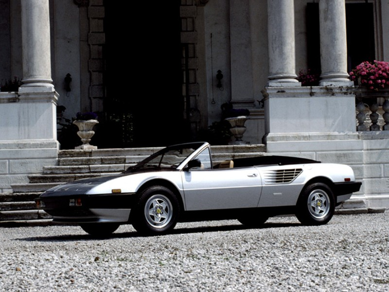 ferrari mondial quattrovalvole cabriolet specs 1983 1984 1985 autoevolution. Black Bedroom Furniture Sets. Home Design Ideas