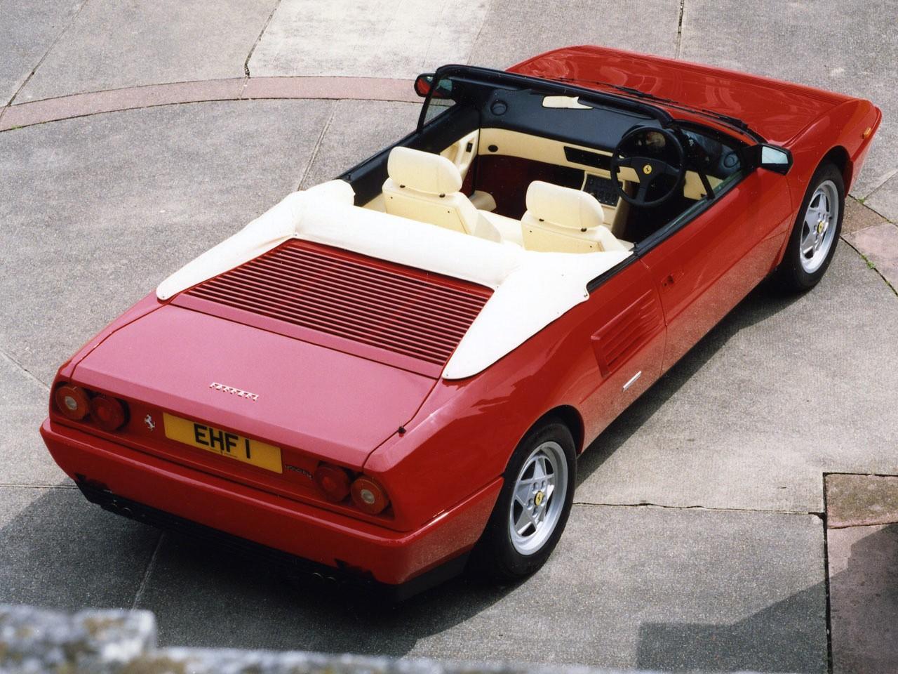 ferrari mondial t cabriolet specs 1989 1990 1991 1992 1993 autoevolution. Black Bedroom Furniture Sets. Home Design Ideas