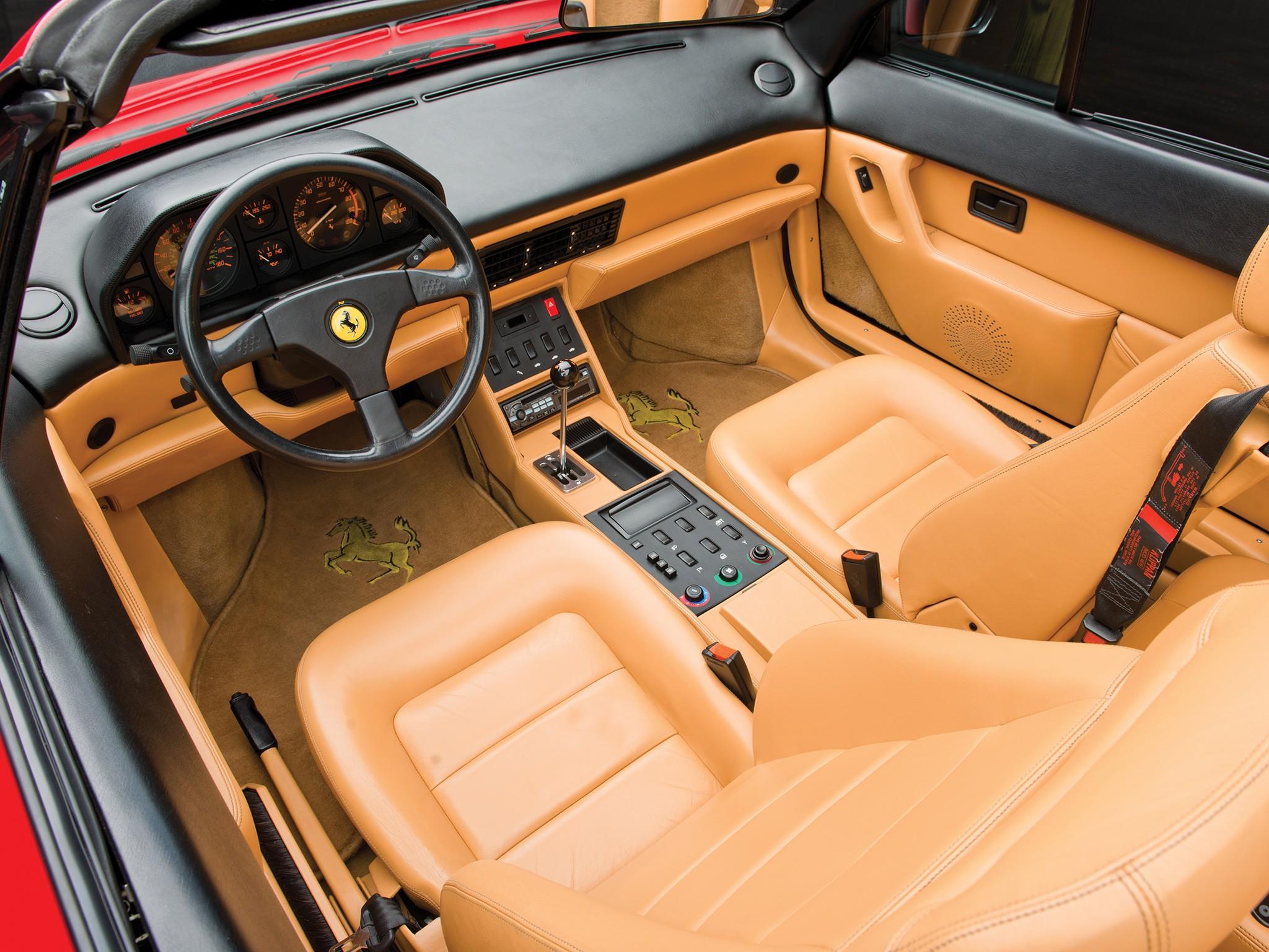 FERRARI-Mondial-t-Cabriolet-5513_3 Extraordinary Ferrari Mondial 3.4 T Review Cars Trend