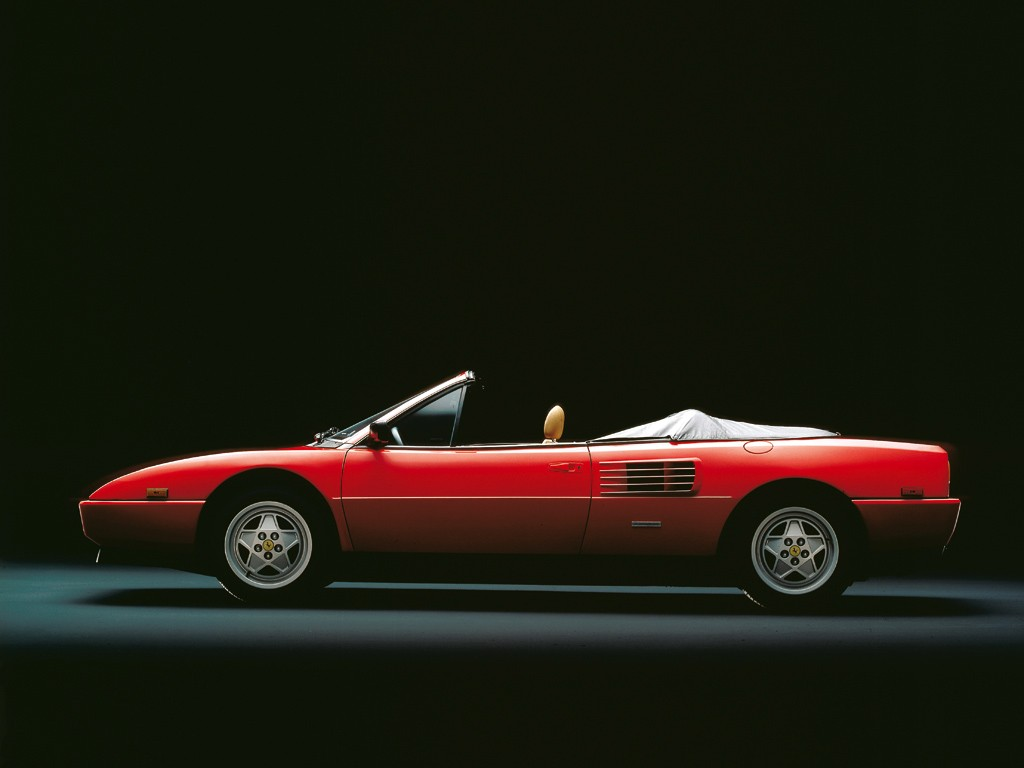 ferrari mondial t cabriolet specs 1989 1990 1991 1992. Black Bedroom Furniture Sets. Home Design Ideas