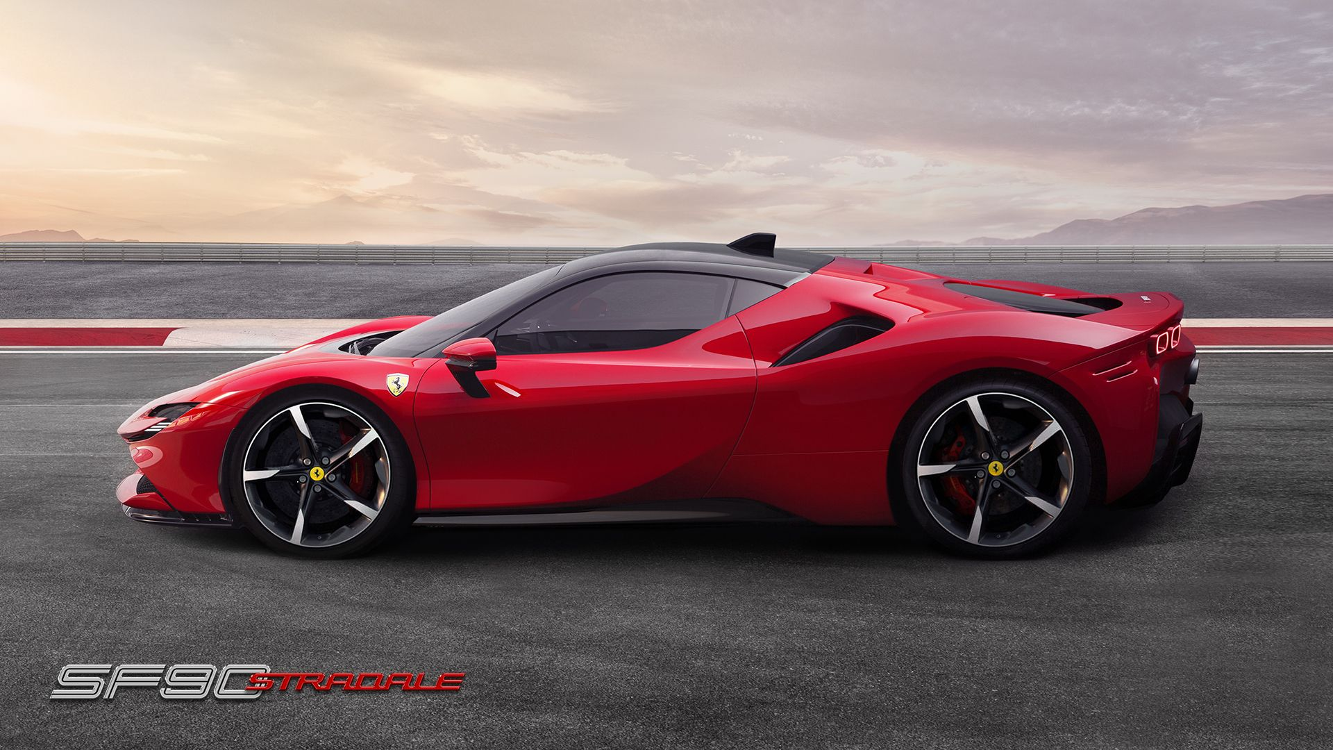 Ferrari Sf90 Stradale Spezifikationen Fotos 2019 2020 2021 Autoevolution In Deutscher Sprache