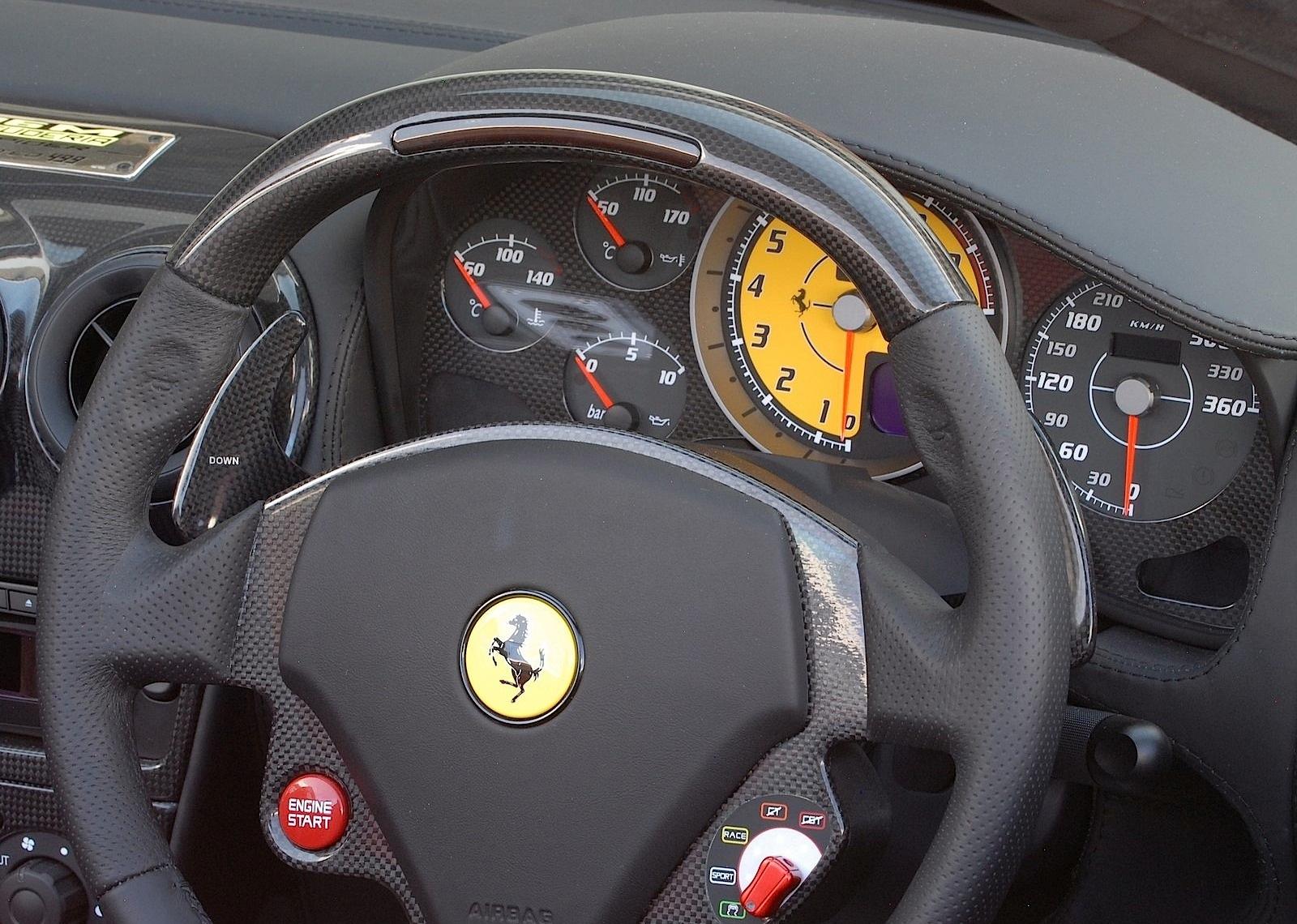 Ferrari Scuderia Spider 16m Specs 2008 2009 Autoevolution