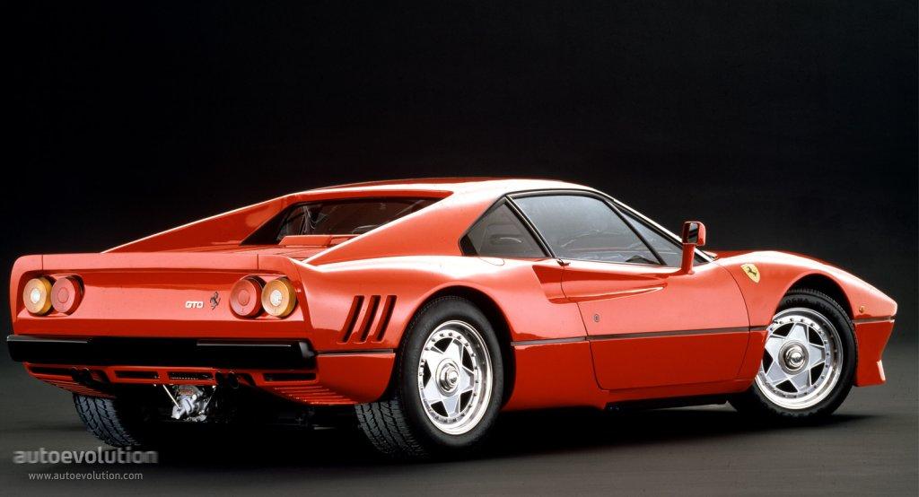 Ferrari 288 Gto Specs 1984 1985 1986 Autoevolution