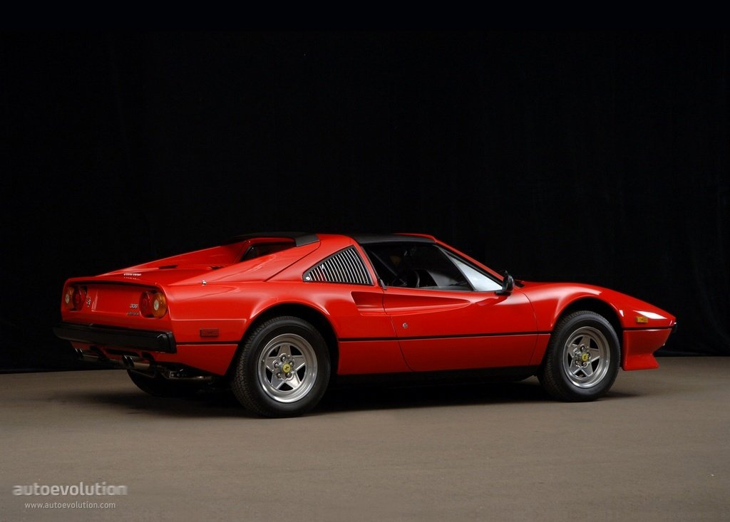 Ferrari 308 Gtsi Quattrovalvole Specs Photos 1982 1983