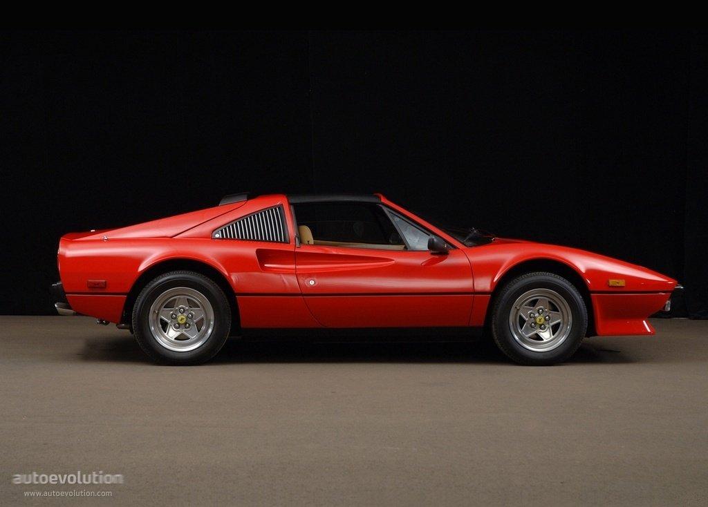 Ferrari 308 Gtsi Quattrovalvole Specs 1982 1983 1984