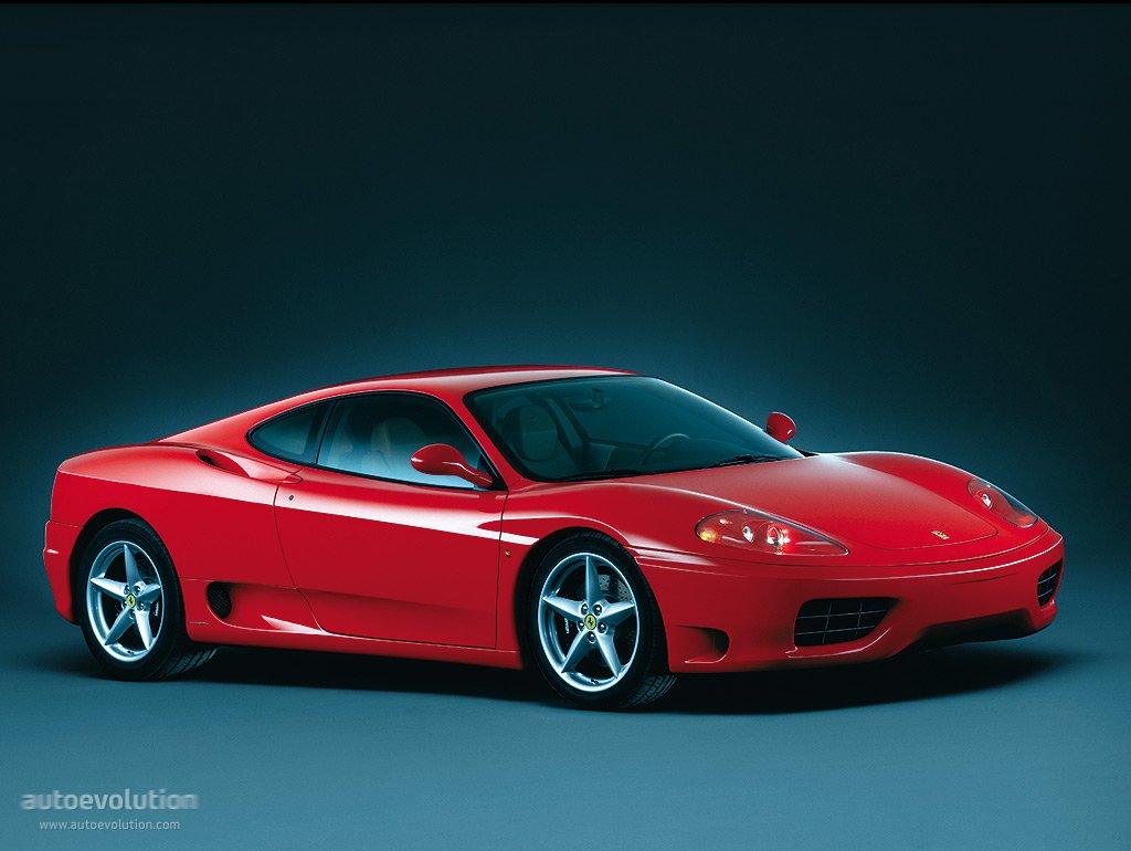Ferrari 360 Modena 1999 2000 2001 2002 2003 2004