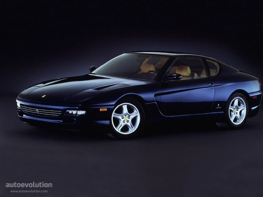 Ferrari 456 Gt Specs Amp Photos 1992 1993 1994 1995