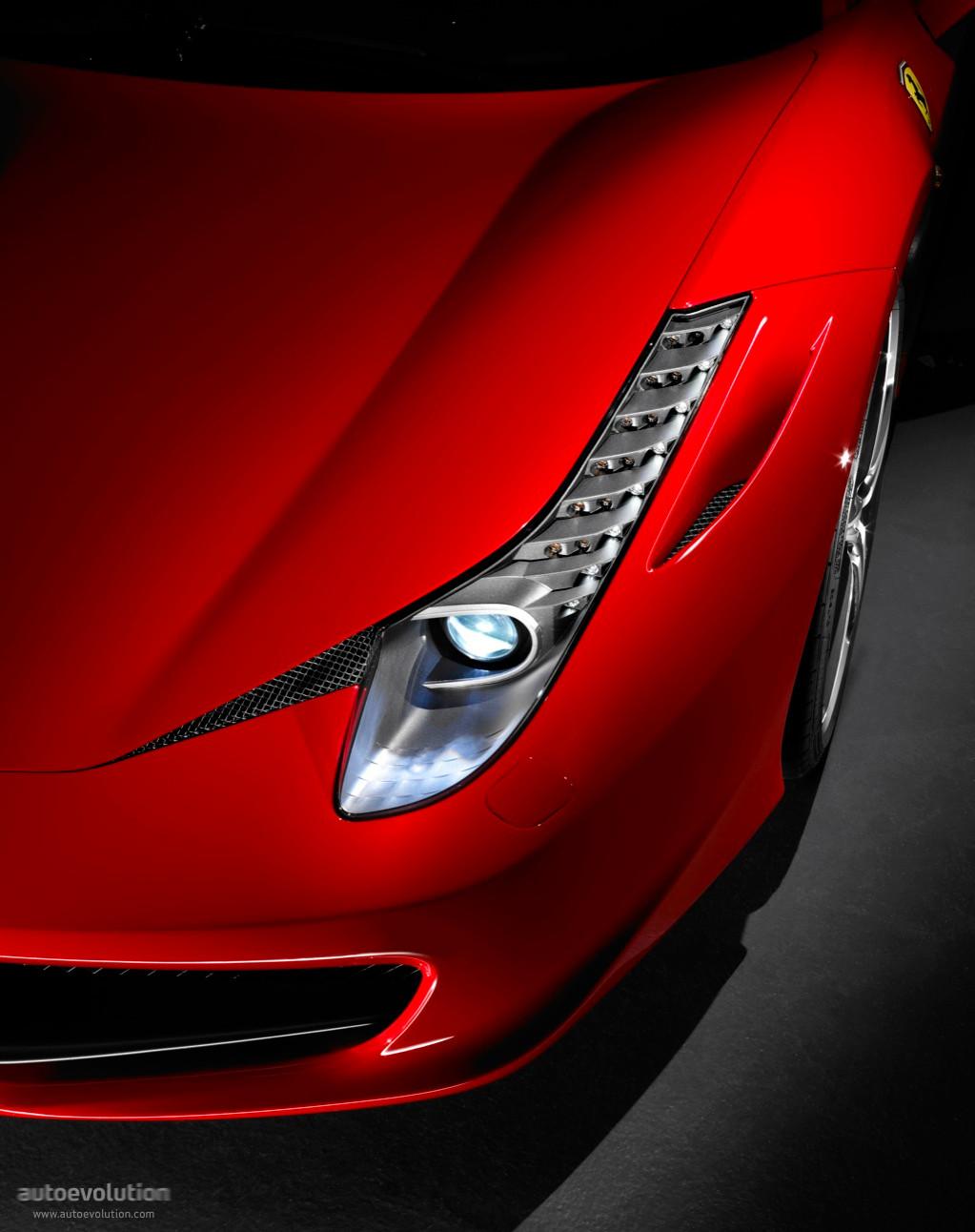 ... FERRARI 458 Italia (2009   2015) ...