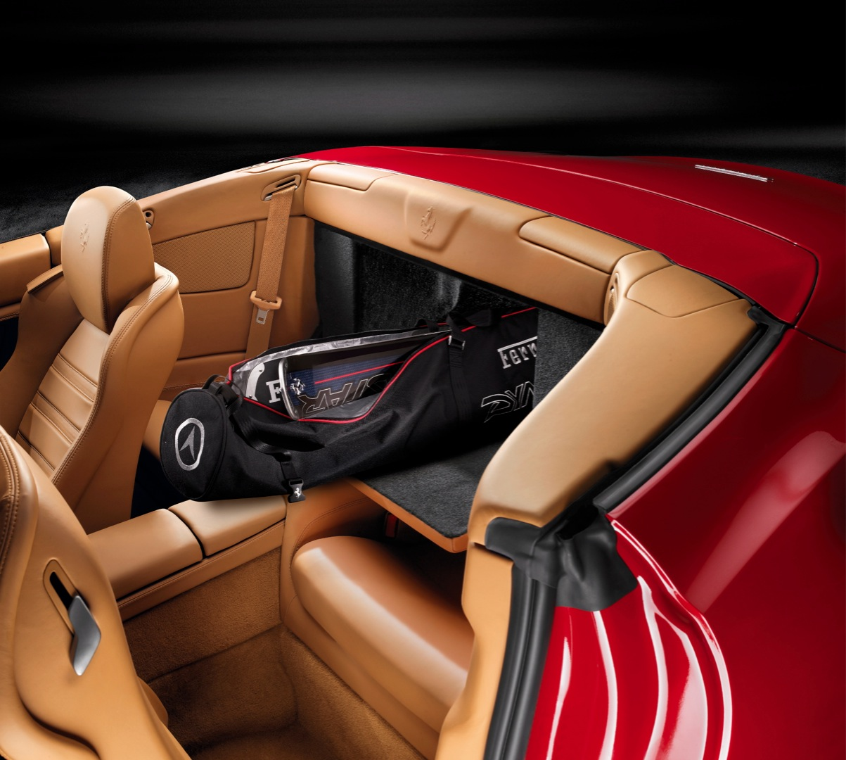 2016 Ferrari California Interior: 2012, 2013, 2014, 2015, 2016