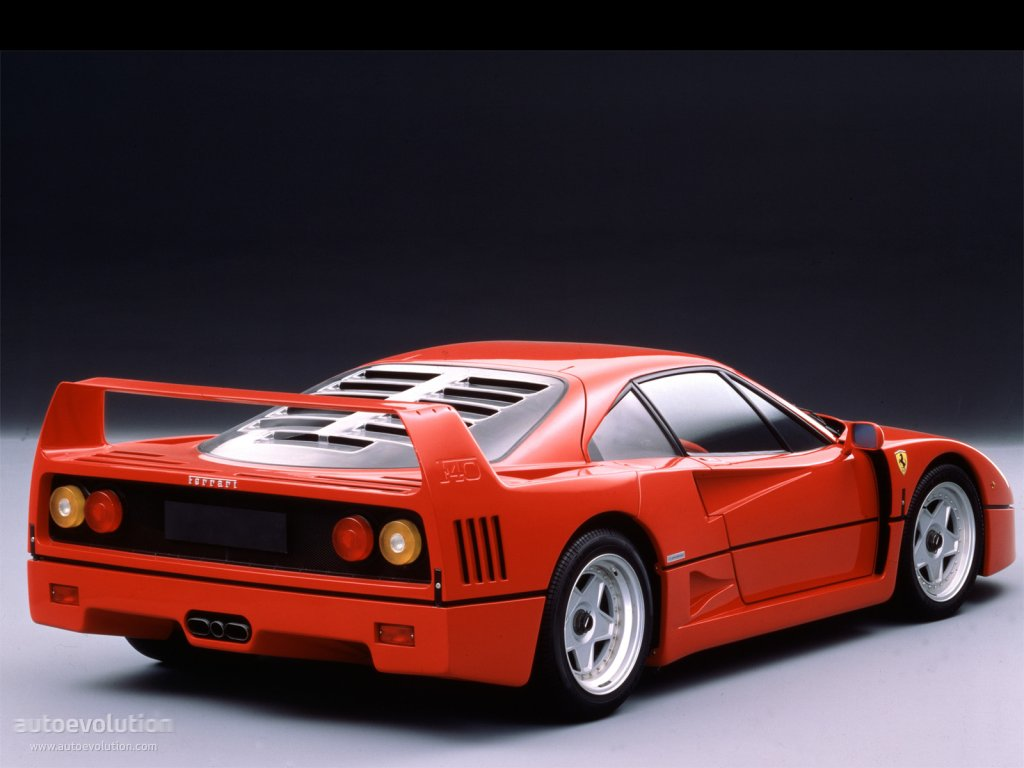 Ferrari Models History Photo Galleries Specs Autoevolution >> Ferrari F40 Specs Photos 1987 1988 1989 1990 1991 1992
